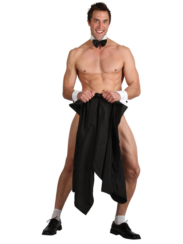 costume male stripper