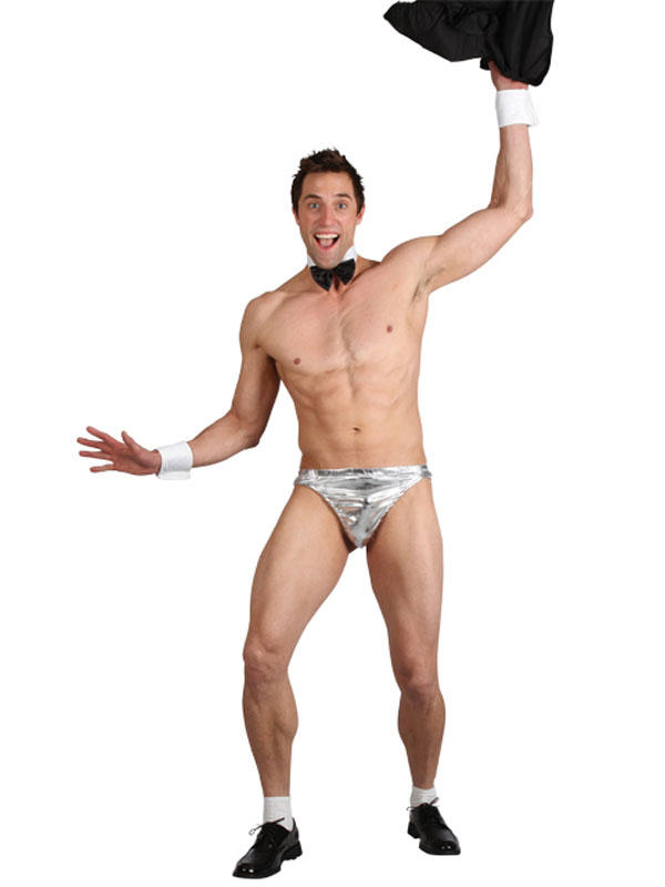 Party Boy Stripper Costume Thumbnail 4