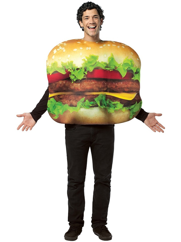 Cheeseburger Costume