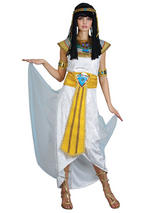 Ladies Princess Cleopatra Egyptian Costume