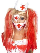 Bloody Nurse Kit Costume