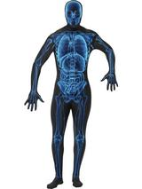 2nd Skin Unisex X-Ray Suit Second Costume