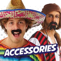 Fancy Dress Accessories, Toys and Extras