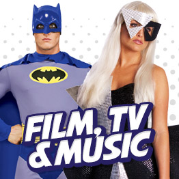Film TV And Music Fancy Dress Costumes And Ideas For Adults And Children