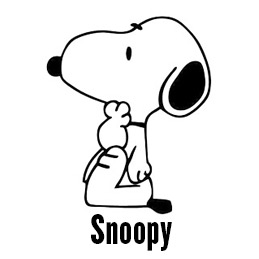 Snoopy Fancy Dress Costumes