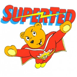 Superted Fancy Dress Costumes