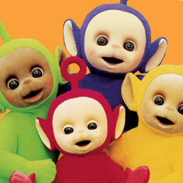 Teletubbies Fancy dress Costumes