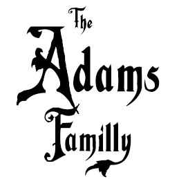 Addams Family Fancy Dress Costumes