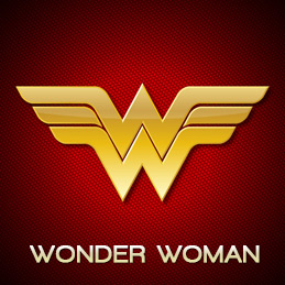 Wonder Woman Fancy Dress Costumes