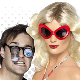 Glasses and Shades Ideas For Fancy Dress