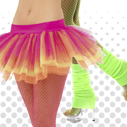 Tutus and Legwarmers To Add To Your Fancy Dress Costumes