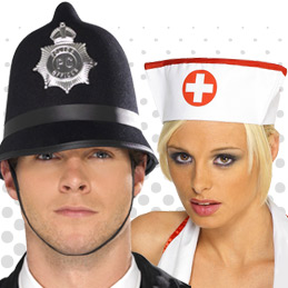 Hats And Headwear To Complete Any Emergency Services Costume