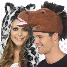 Fun And Quirky Hats and Headwear To Complete Costumes Or Stand Alone