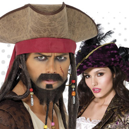Hats And Headwear Ideas To Complete Any Pirate Costume
