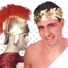 Hats And Headwear Ideas To Complete Any Roman Costume