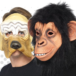 Animals And Wildlife Masks