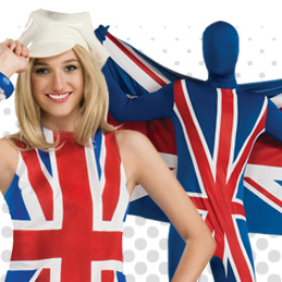 British Fancy Dress Costumes And Ideas