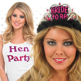 Hen Night Fancy Dress Costumes And Ideas