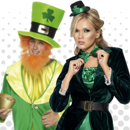 St Patrick's Day Fancy Dress Costumes And Ideas