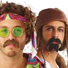 Facial Hair Fancy Dress Ideas And Suggestions