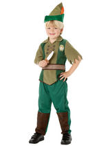 Disney Boy's Peter Pan Costume