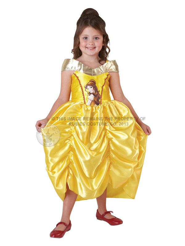 Disney Beauty and the Beast Belle Classic Costume