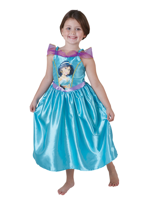ba93c576841cc Disney Aladdin Jasmine Classic Costume | Plymouth Fancy Dress ...