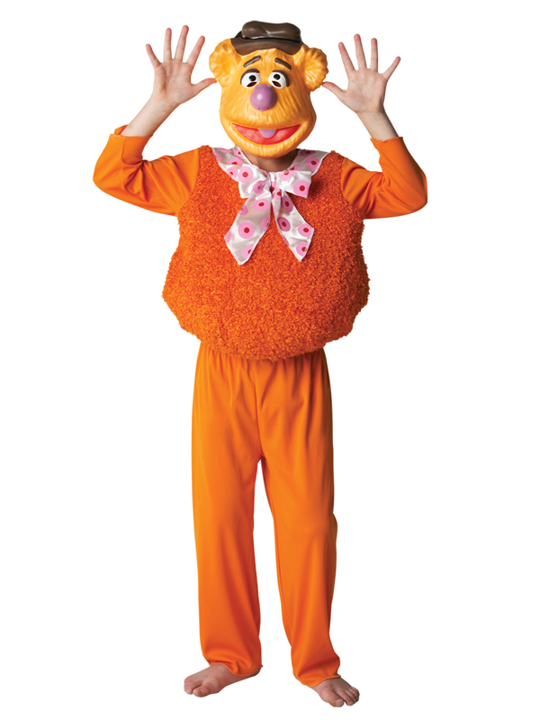 Childs The Muppets Fozzy Costume
