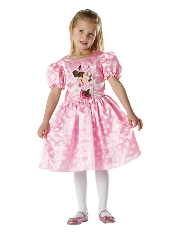Childs Pink Minnie Costume