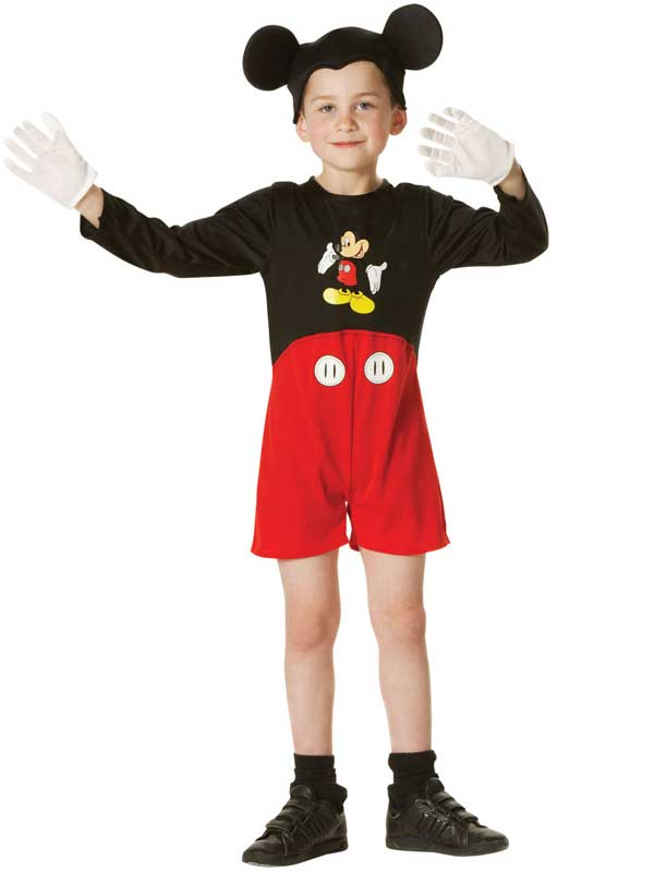 Child Classic Mickey Mouse Costume