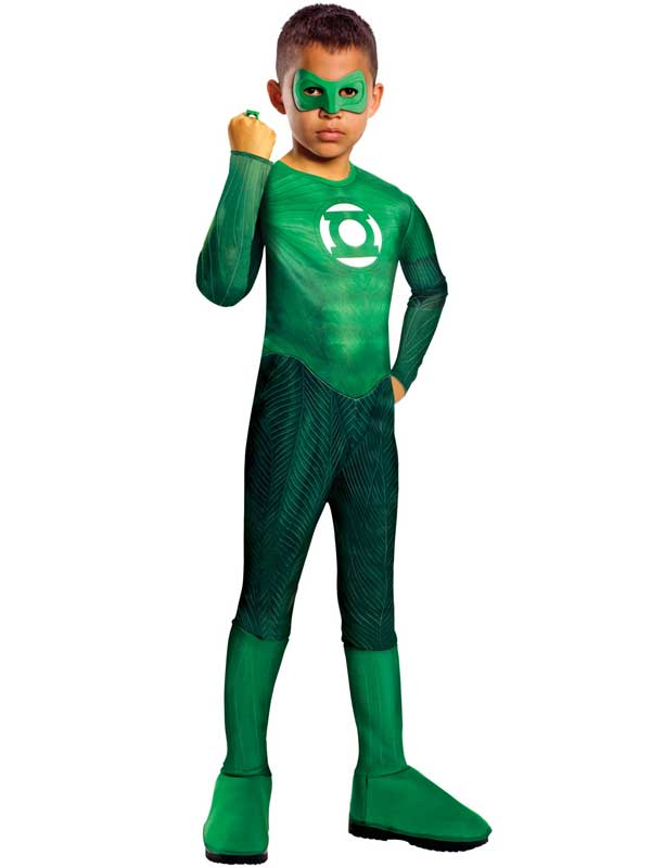 Green Lantern Boy's Costume