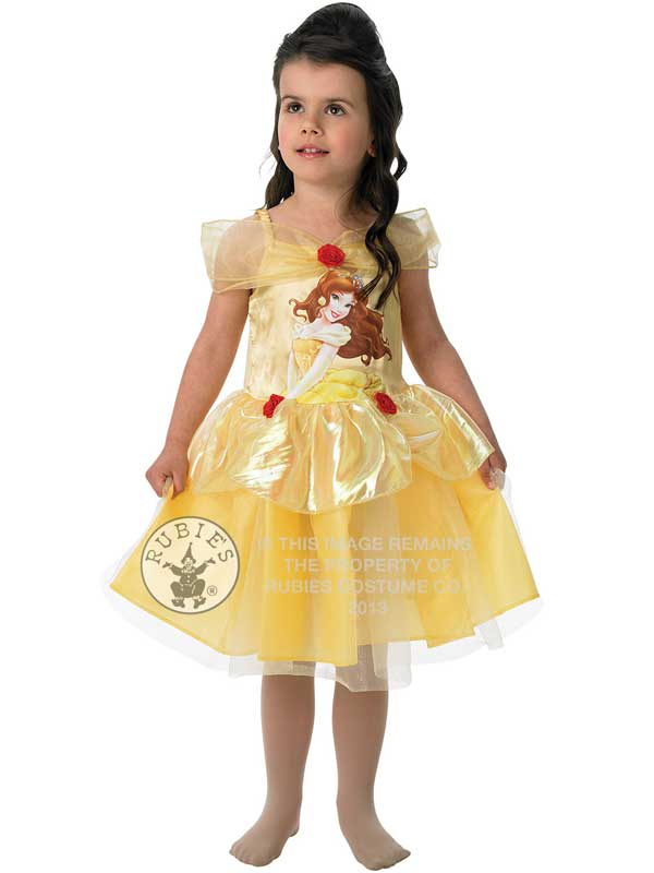 Disney Beauty and the Beast Belle Ballerina Costume