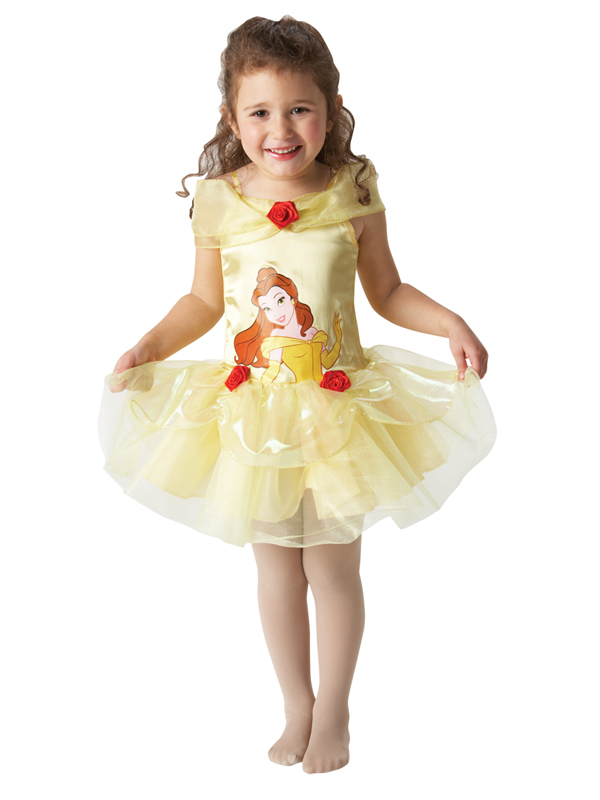 Disney Beauty and the Beast Belle Ballerina Costume
