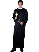 Men's Vicar Costume