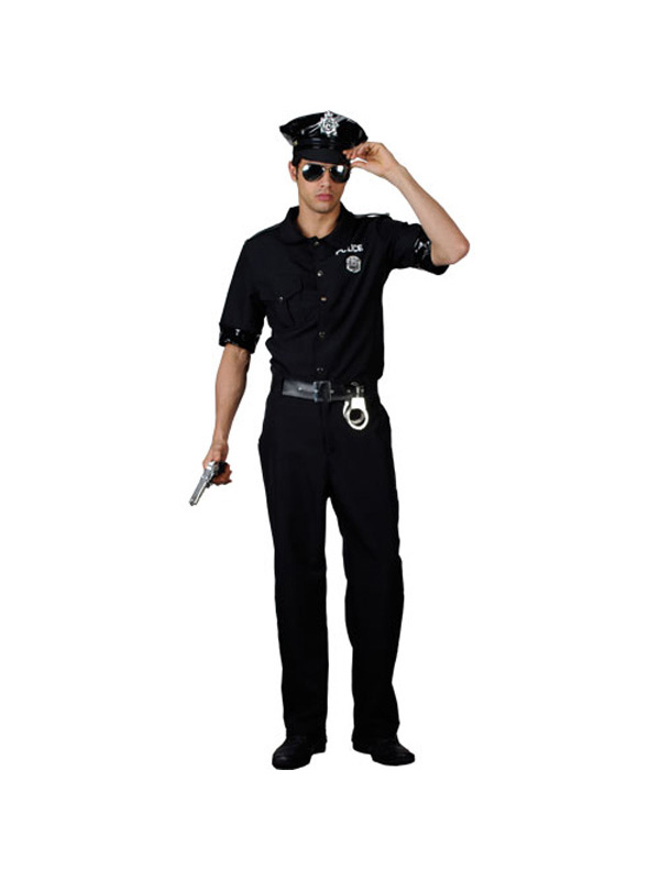 Men's US Policeman Costume