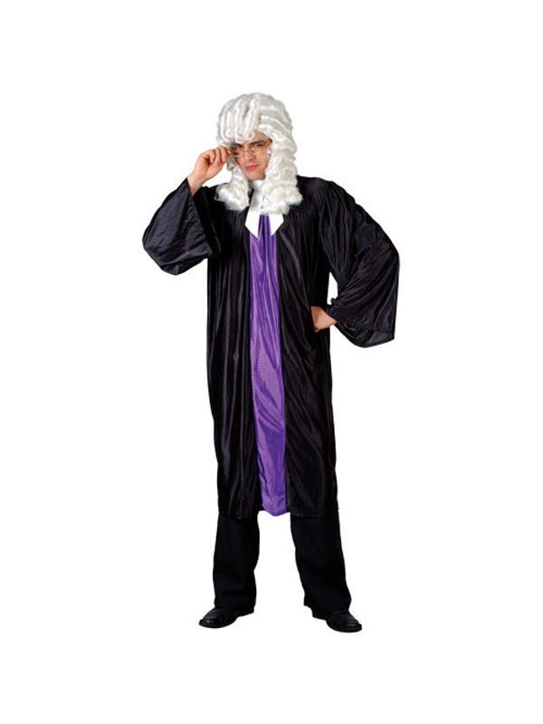 High Court Judge Costume