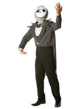 Disney Nightmare Before Christmas Jack Skellington Costume