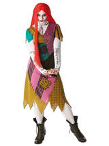 Disney Nightmare Before Christmas Sally Costume
