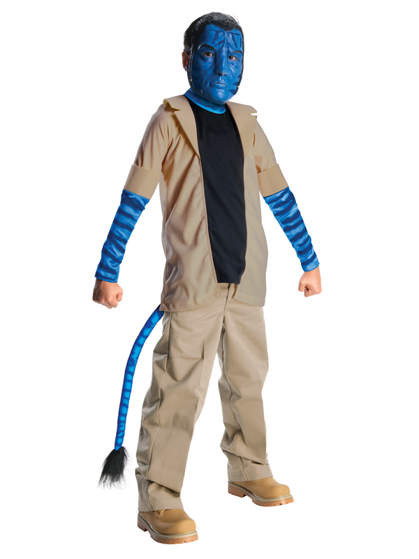Avatar Jake Sully Boy's Costume