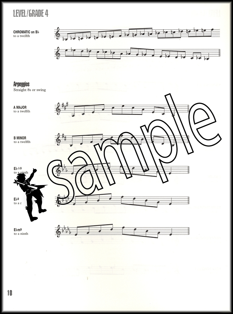 Abrsm Trumpet Scales Related Keywords & Suggestions - Abrsm