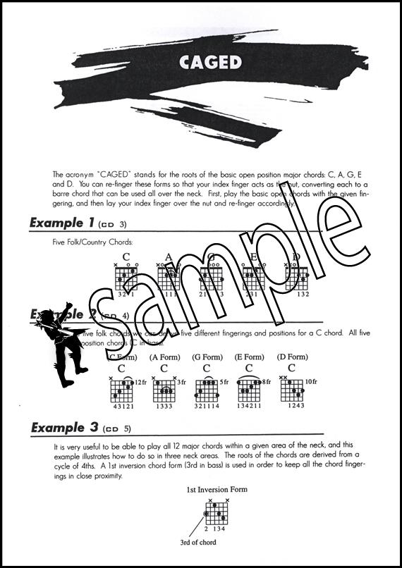 Joe Pass on Guitar Book/CD   Hamcor
