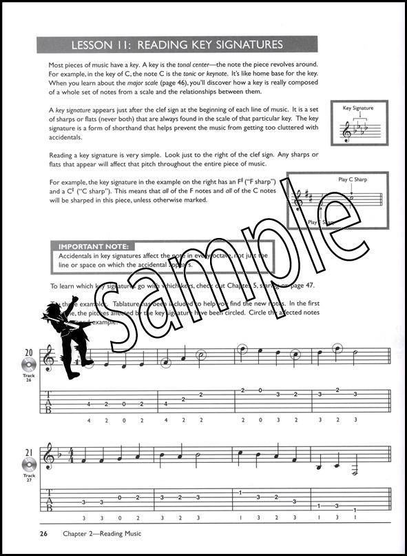 Beginning Acoustic Guitar Book CD