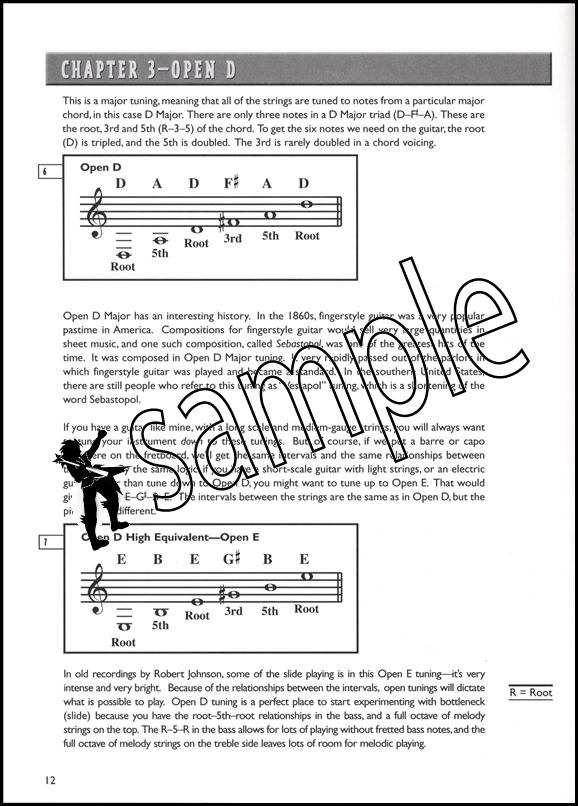 Martin Simpson Teaches Alternate Tunings Bookdvd Hamcor