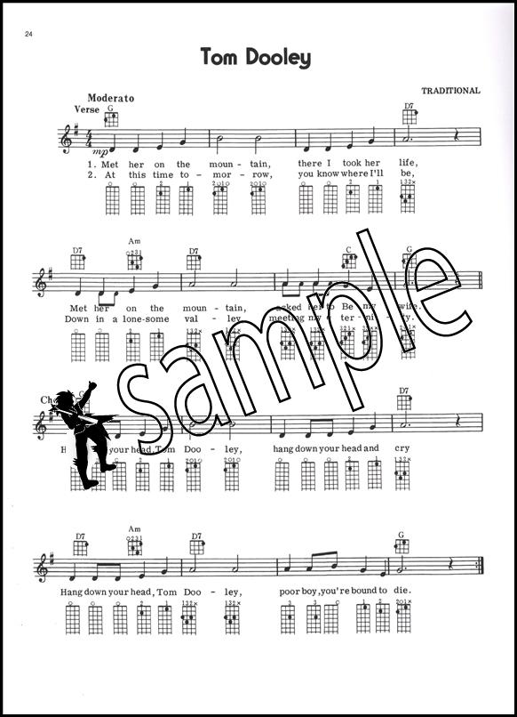 Ukulele Method For Chord And Melody Playing Hamcor