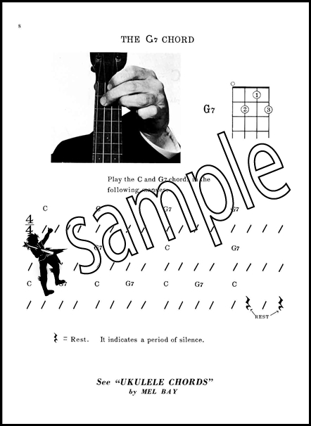 Fun With The Ukulele Chord Melody Songbook For Beginners