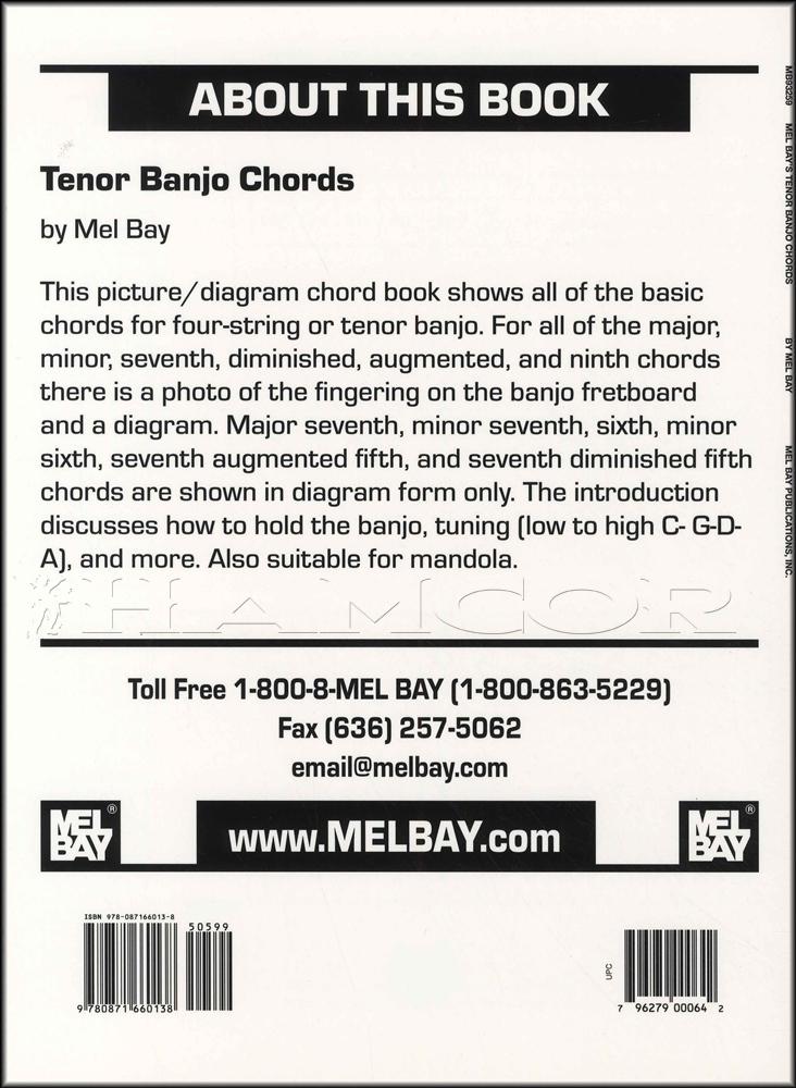 Tenor Banjo Chords Hamcor