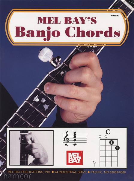 Mel Bay's Banjo Chords | Hamcor