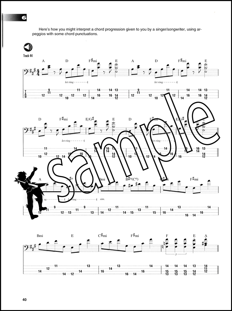 Chords for Bass Book/Audio | Hamcor