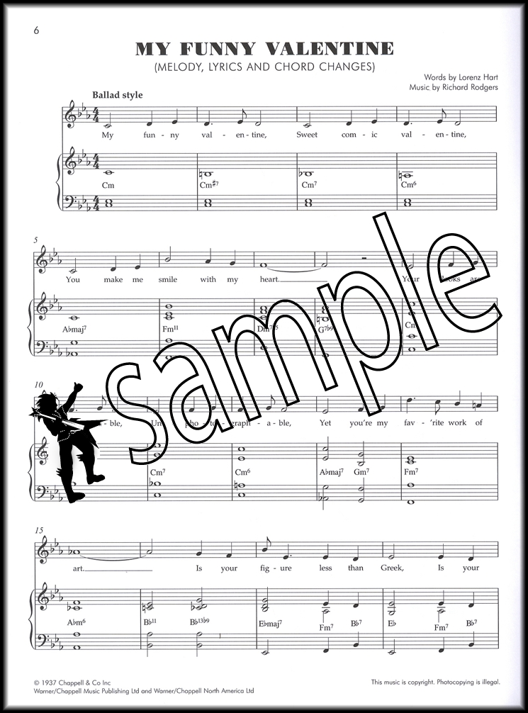 Jazz Piano Player Autumn Leaves Sheet Music Book with CD 15 More ...