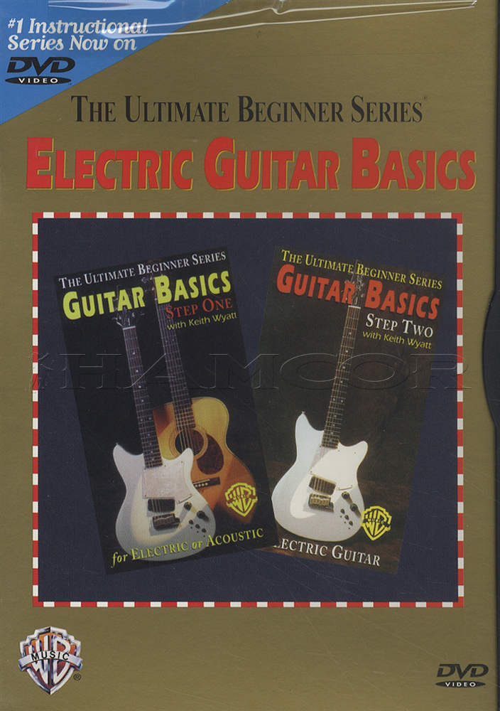 Ultimate Beginner Series Electric Guitar Basics Learn How To Play ...